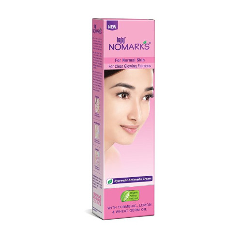 Bajaj Nomarks Cream - For Normal Skin