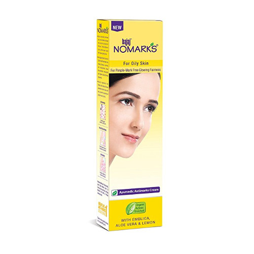 Bajaj Nomarks Cream - For Oily Skin