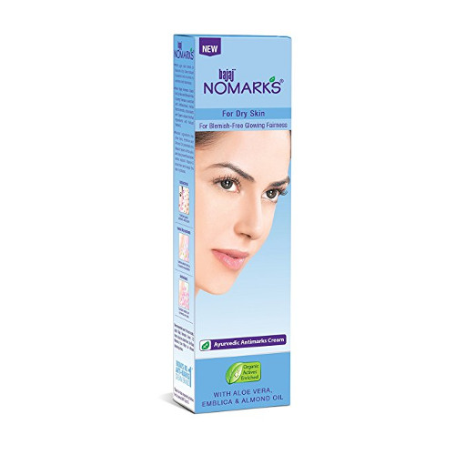 Bajaj Nomarks Cream - For Dry Skin