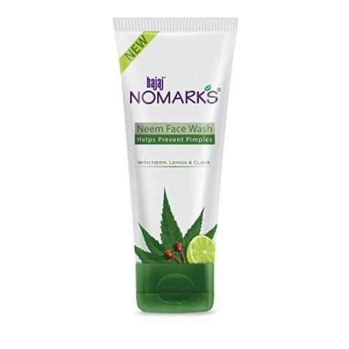 Bajaj Nomarks Facewash - Neem