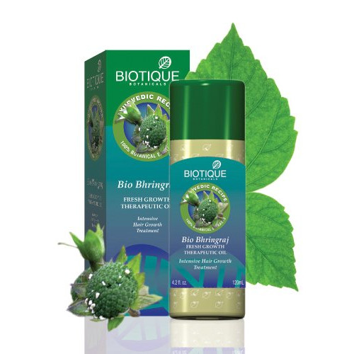 Biotique Bio Bhringraj Fresh Hair Oil