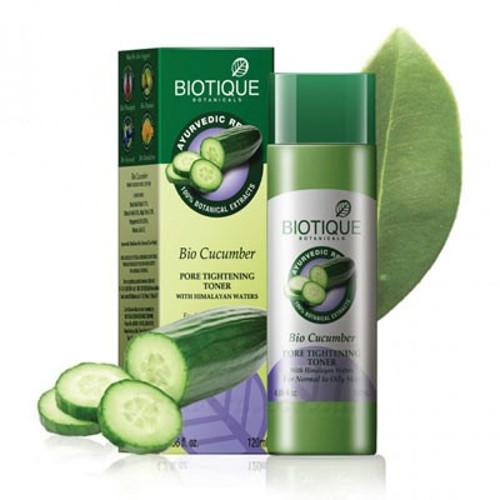 Biotique Bio Cucumber Pore Tightening Freshener