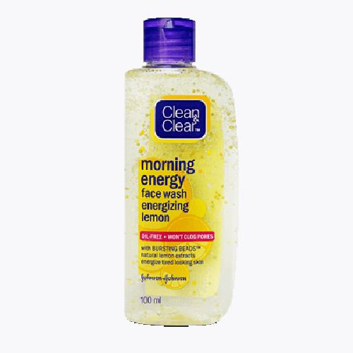 Clean & Clear Morning Energy Lemon Face Wash
