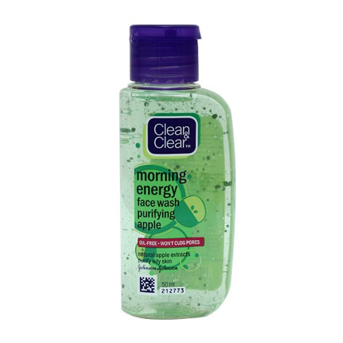 Clean & Clear Morning Energy Apple - Face Wash